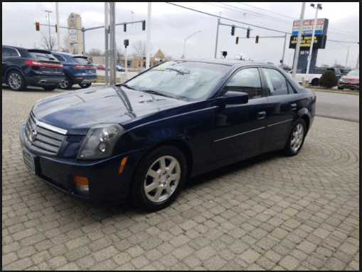 2005 Cadillac CTS Owners Manual and Concept
