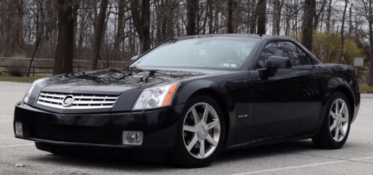 2005 Cadillac XLR Owners Manual and Concept