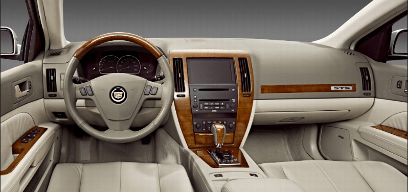 2007 Cadillac STS Interior and Redesign