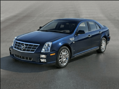 2008 Cadillac STS Owners Manual and Concept