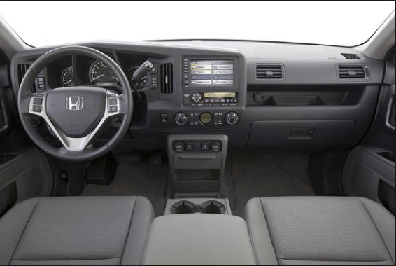 2011 Honda Ridgeline Interior and Redesign