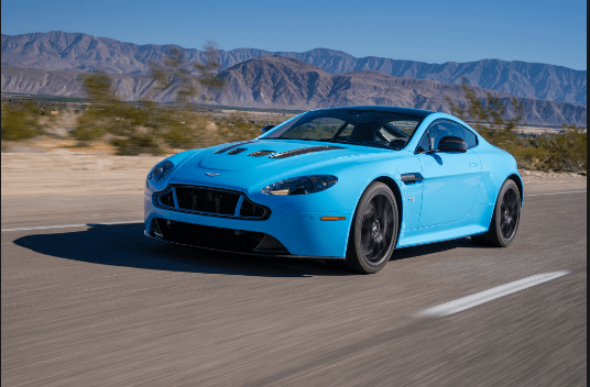 2016 Aston Martin V12 Vantage Owners Manual Colour And border=