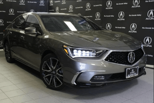 2019 Acura RLX Owners Manual