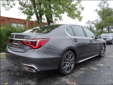 2019 Acura RLX Review