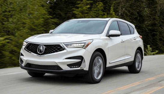 2020 Acura RDX Owners Manual