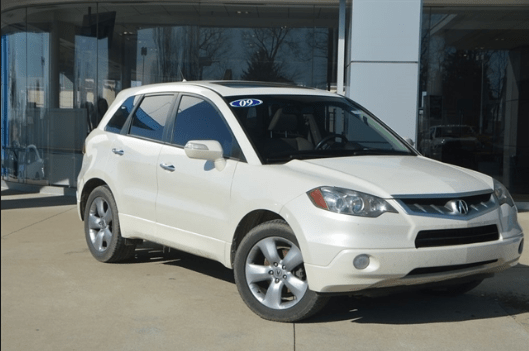 2009 Acura RDX Owners Manual