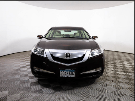 2009 Acura TL Owners Manual