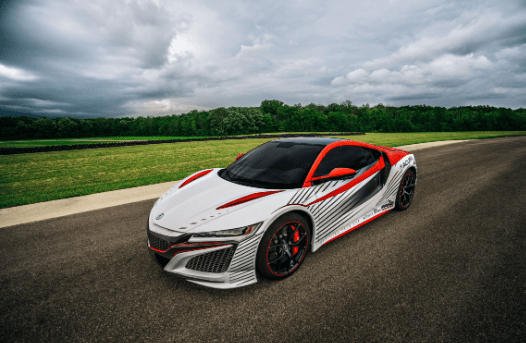 2016 Acura NSX Owners Manual