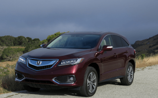 2016 Acura RDX Owners Manual