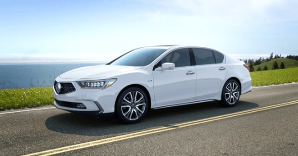 2020 Acura RLX Owners Manual