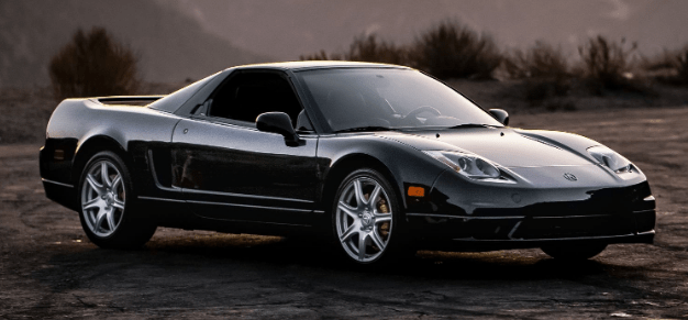 2005 Acura NSX Owners Manual