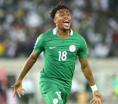 Image result for Scoring against Zambia the greatest feeling I ever had – Alex Iwobi
