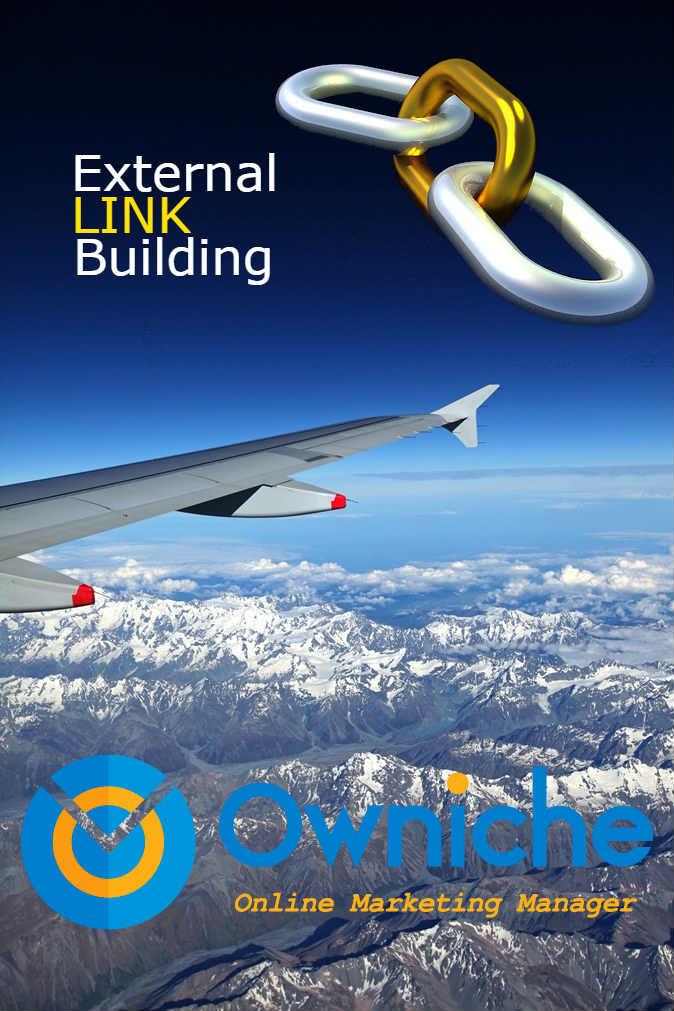 External Link Building Owniche