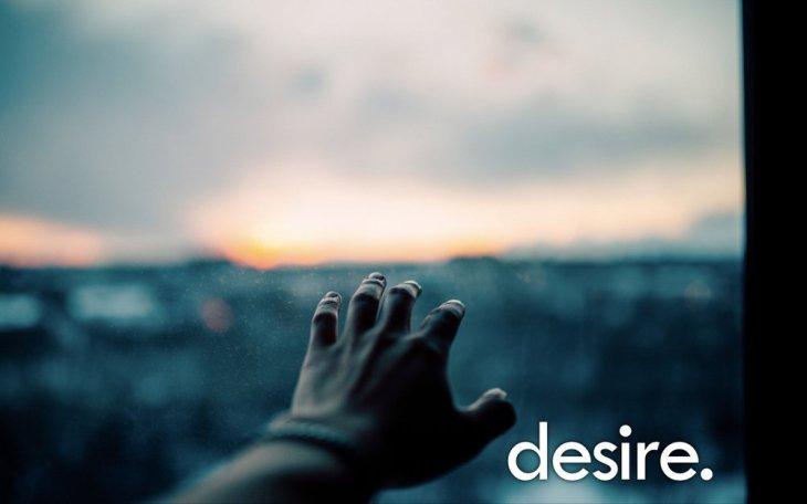Intensity of your desire
