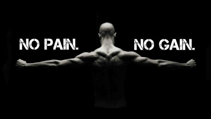Pain Is The Price Of Growth