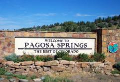Welcome to Pagosa Springs!