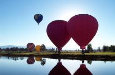 Pagosa Lakes Hot air balloons