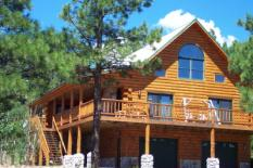 Pagosa Lakes residential home