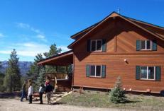 Aspen Springs home