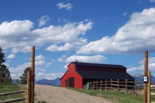 North Pagosa Springs ranch property