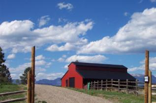 North Pagosa Springs ranch property