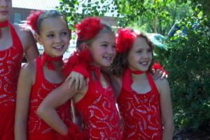 pagosa springs girl dancers