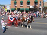 pagosa springs horse drawn carriage