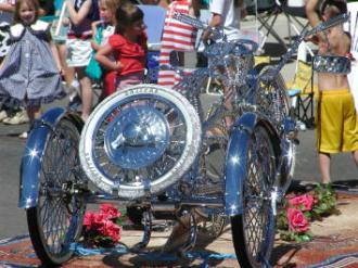 pagosa springs parade float