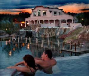 hot springs in pagosa