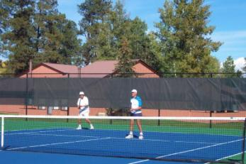 Pagosa springs tennis