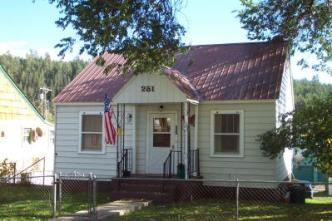 Pagosa Springs downtown residential