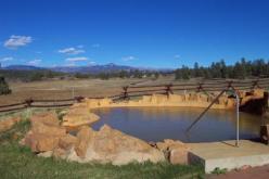 Echo canyon ranch pond
