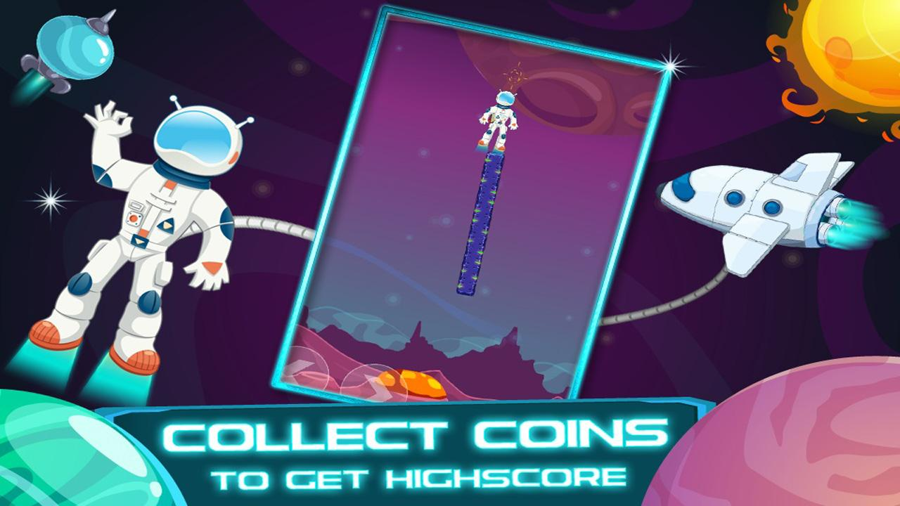 Moon Walk – Free Space Jump Game