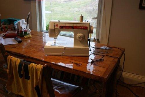 holiday sewing