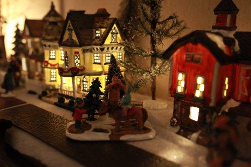 christmas village #2
