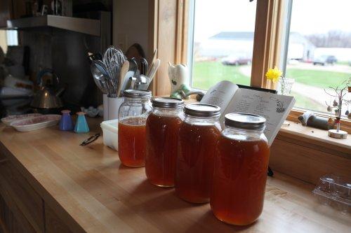 #1 batch 2014 honey crop