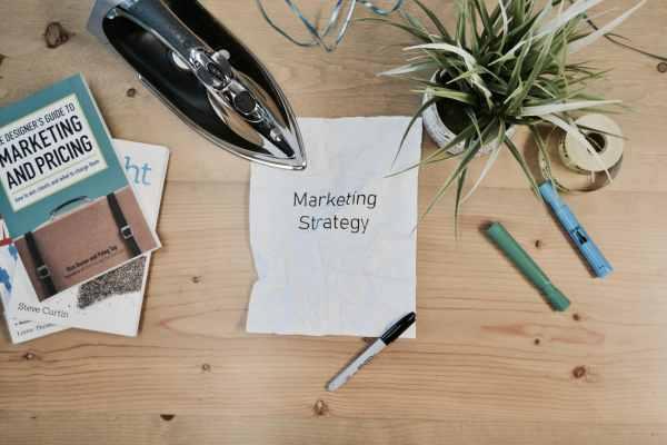 Marketing strategy - digital markedsføring