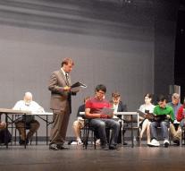 Activism and theatre combine in 8