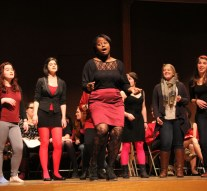 Singers set tone for junior recital