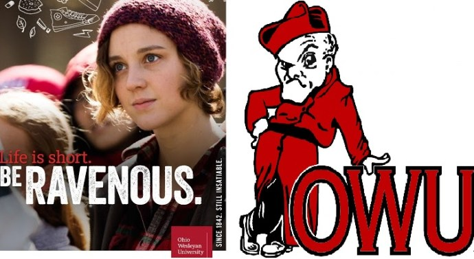 OWU's marketing: a banquet of changes
