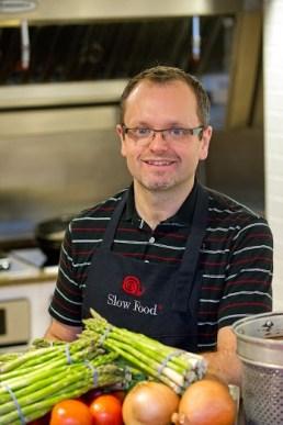 Dr. Christopher Fink. Photo courtesy of the OWU website.