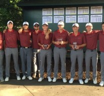 Men's golf wins Gatorade Collegiate