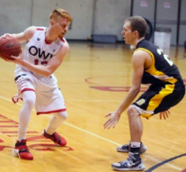 Men's basketball back on track after NCAC victory