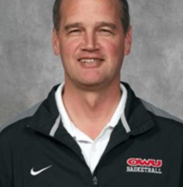 Mike DeWitt, men's basketball head coach, selected as interim athletics director