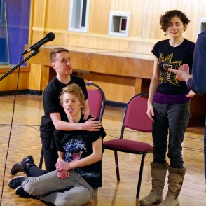 Improv troupe will perform last show for year