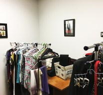 Office of Career Services launches Career Closet