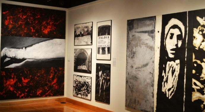 Emeritus professor Marty Kalb discusses his art career