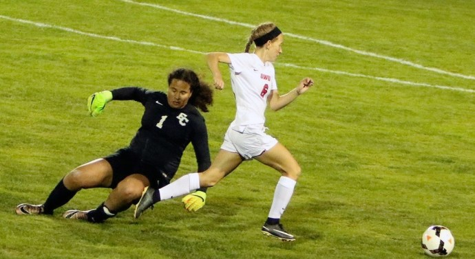 Women's soccer team finds early success