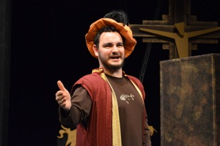 OWU's theatre department recreates history in latest show