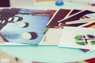 D-8: finished printing the photos